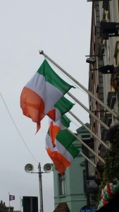 Ireland, Easter Uprising, Irish Times, travel abroad, life lessons