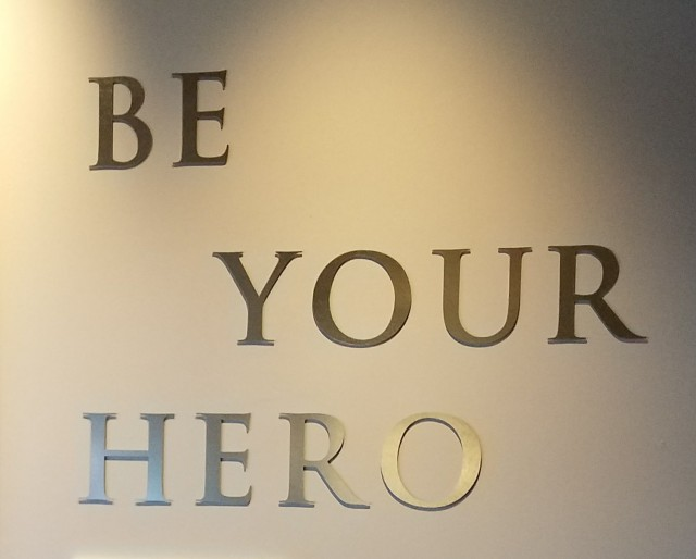 hero, tribe, authenticity, relationships